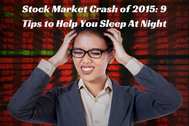 2015 stock market crash