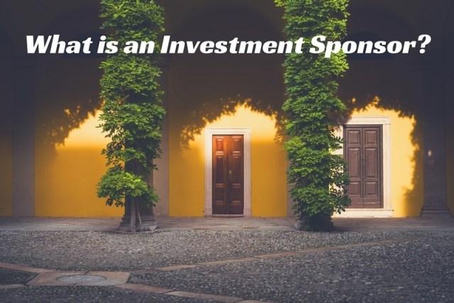 investment sponsor