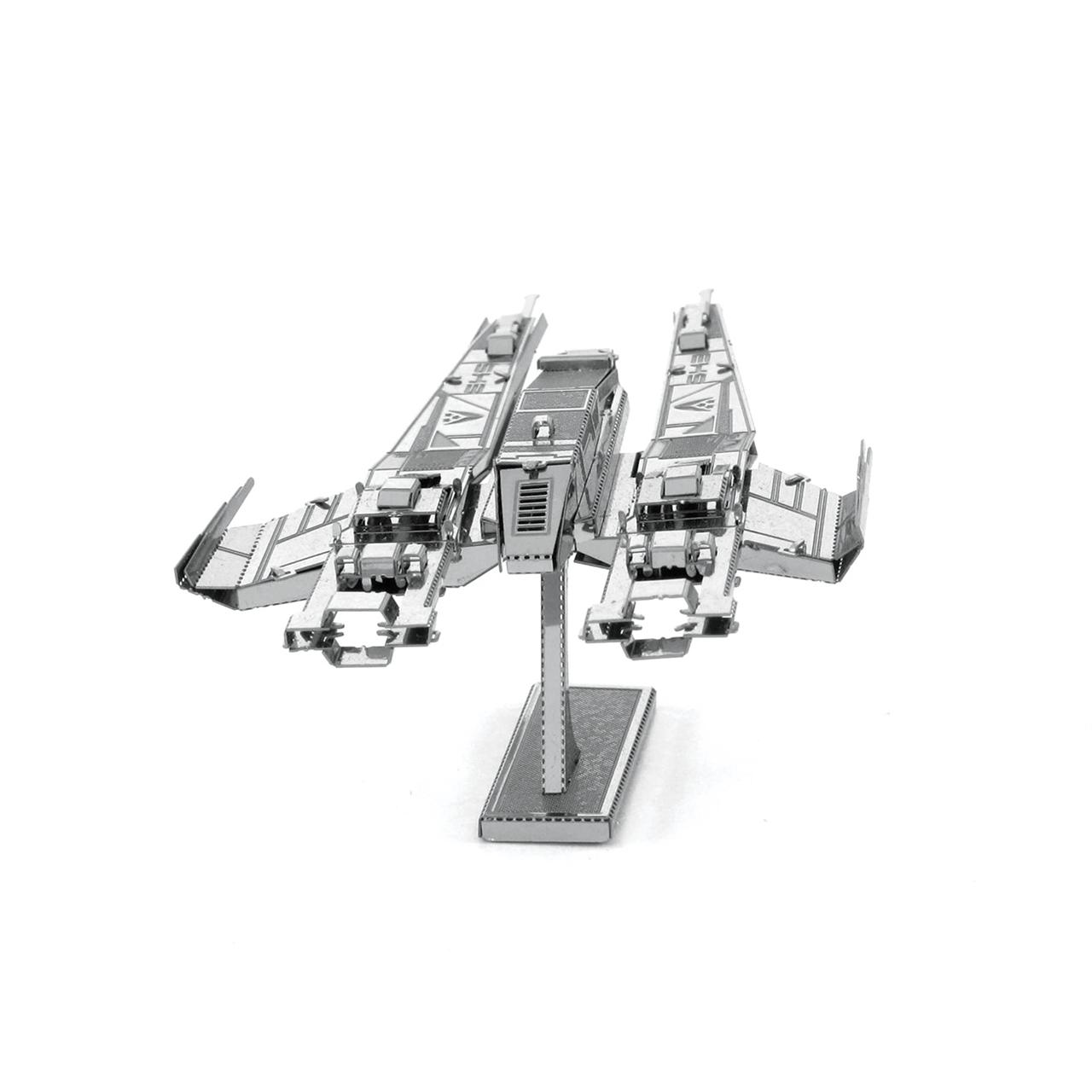 Metal Earth Mass Effect SX3 Alliance Fighter 3D Model