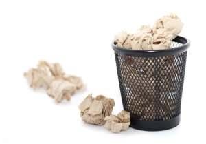 Waste Paper Bim