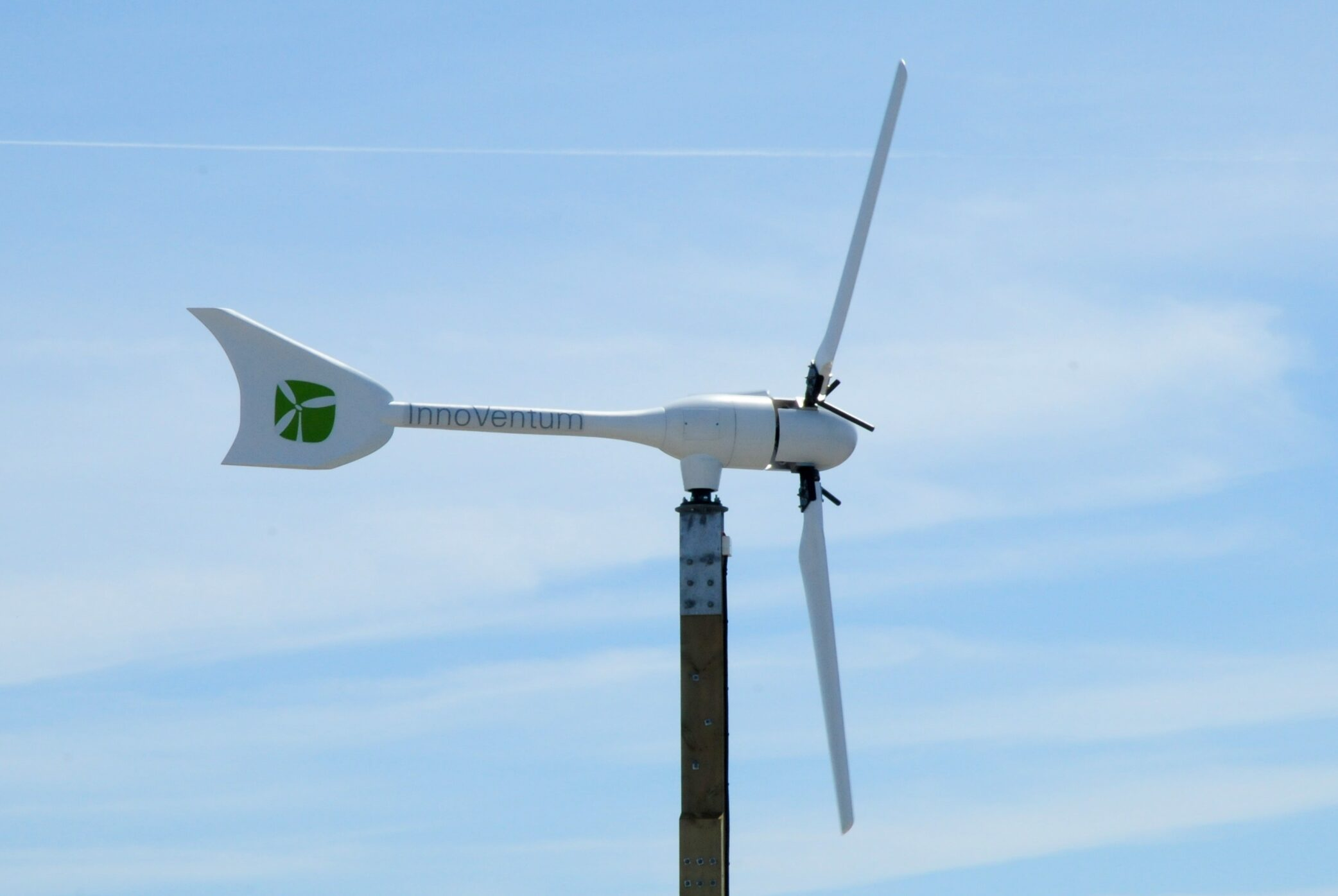 Dali Performance small wind turbine by InnoVentum