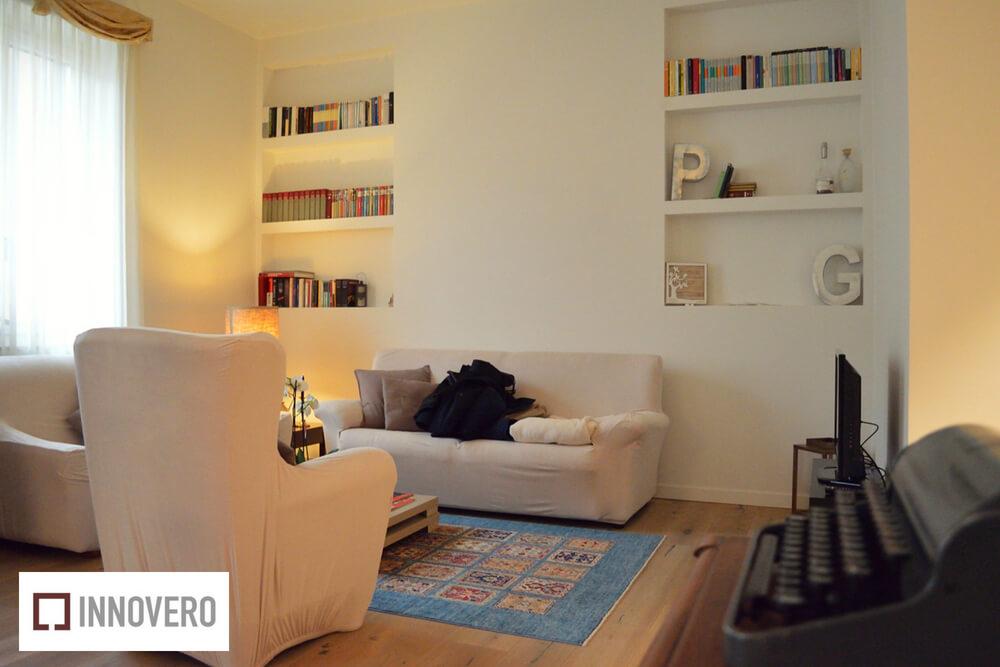 Ristrutturazione Appartamento  Via 4 Novembre Verona