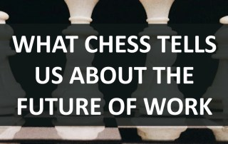 What chess tells us about the future of work