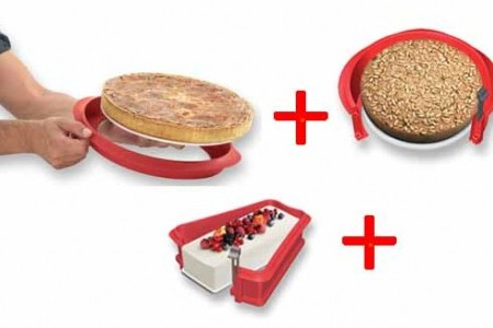 Coffret Cadeau 3 Moules Cuisine Duo Silicone Et Plat