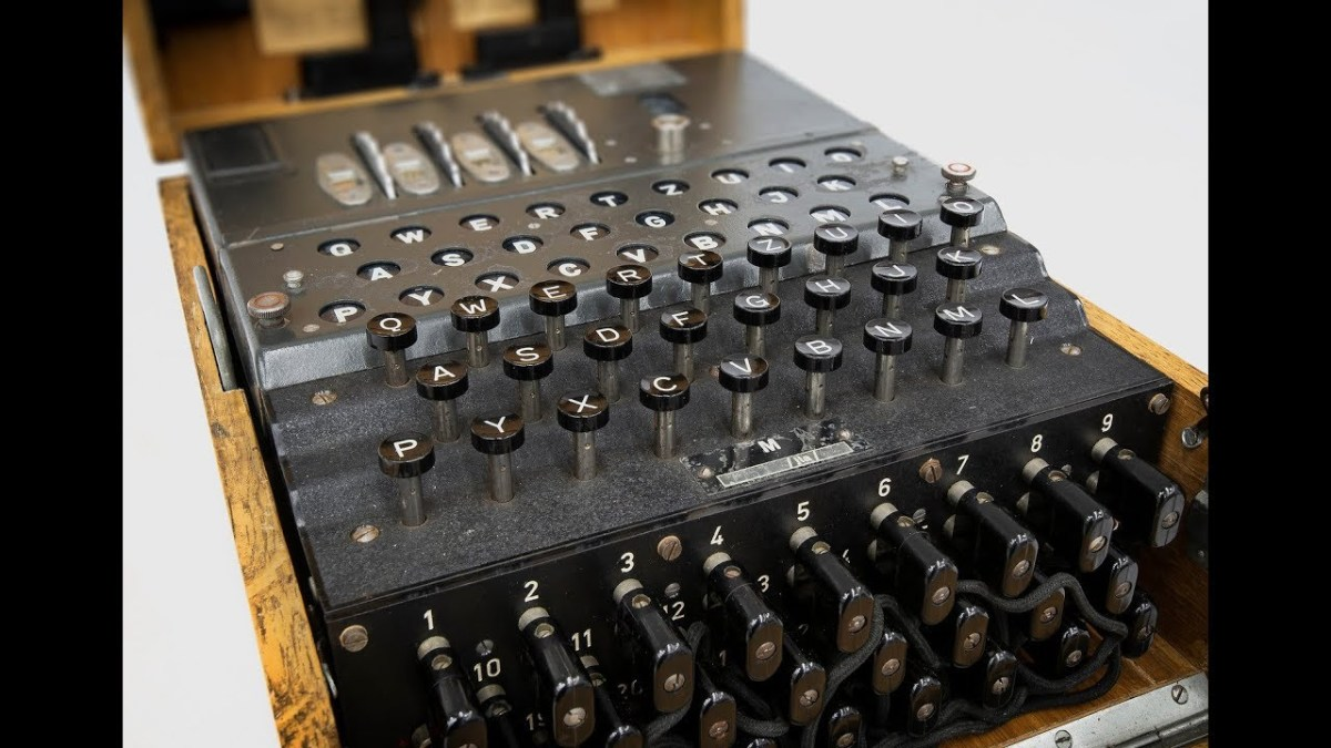 Electronic Cipher (Enigma)
