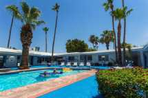 Palm Springs California Bed And Breakfast Inn