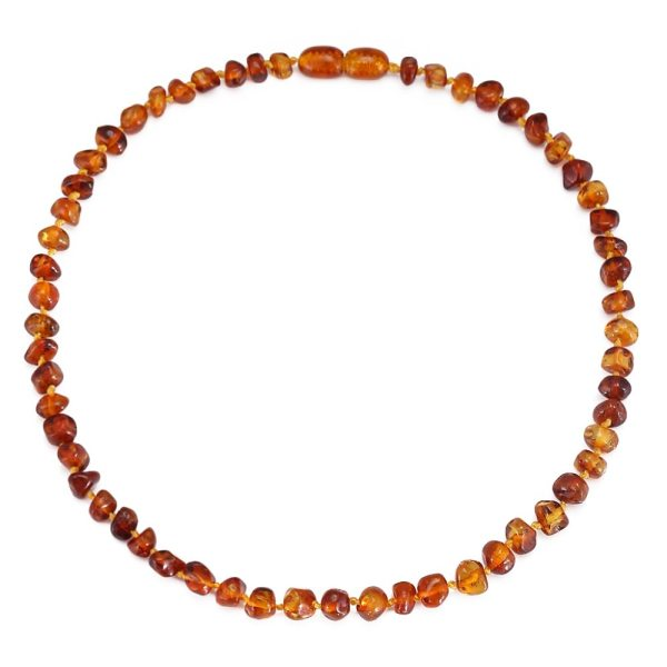 Baltic Amber Teething Necklace Bracelet for Baby Simple Package 7 Sizes 10 Colors Lab Tested Baltic Amber Teething Necklace/Bracelet for Baby - Simple Package - 7 Sizes - 10 Colors - Lab Tested