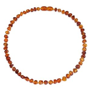 Baltic Amber Teething Necklace Bracelet for Baby Simple Package 7 Sizes 10 Colors Lab Tested Innrech Market.com