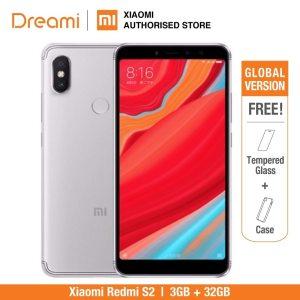 Global Version Xiaomi Redmi S2 32GB ROM 3GB ROM Brand New and Sealed Innrech Market.com