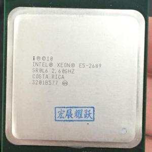Intel Xeon Processor E5 2689 E5 2689 CPU 2 6 LGA 2011 SROL6 Desktop processor Eight Innrech Market.com