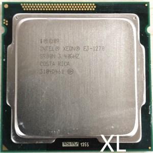 Intel Xeon e3 1270 E3 1270 E3 1270 3 4GHz LGA1155 8MB Quad Core CPU Processor Innrech Market.com