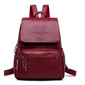 LANYIBAIGE 2018 Women Backpack Designer high quality Leather Women Bag Fashion School Bags Large Capacity Backpacks Innrech Market.com