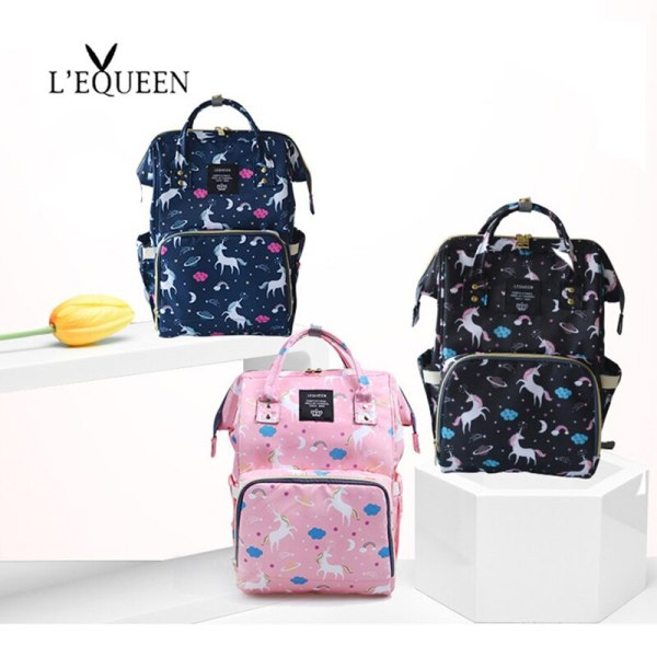Lequeen Mommy Diaper Bag Baby Mummy Carriage Backpack Mother Changing Bag Maternity Bag Care Stroller Large 3 Lequeen Mommy Diaper Bag Baby Mummy Carriage Backpack Mother Changing Bag Maternity Bag Care Stroller Large Capacity Nappy Bag