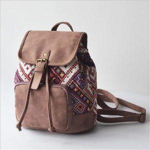2019 New Women Printing Backpack Canvas School Bags For Teenagers Shoulder Bag Travel Bagpack Rucksack Bolsas Innrech Market.com