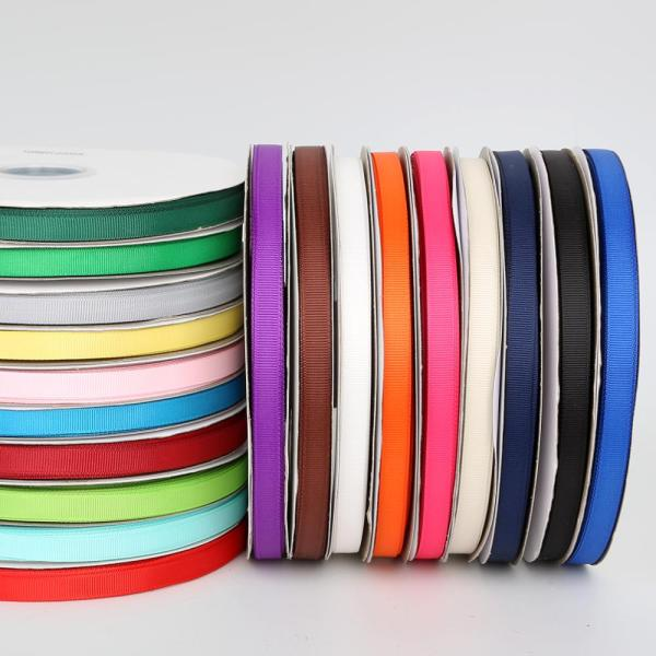 5Yards Roll Grosgrain Satin Ribbons for Wedding Christmas Party Decorations DIY Bow Craft Ribbons Card Gifts 5 5Yards/Roll Grosgrain Satin Ribbons for Wedding Christmas Party Decorations DIY Bow Craft Ribbons Card Gifts Wrapping Supplies