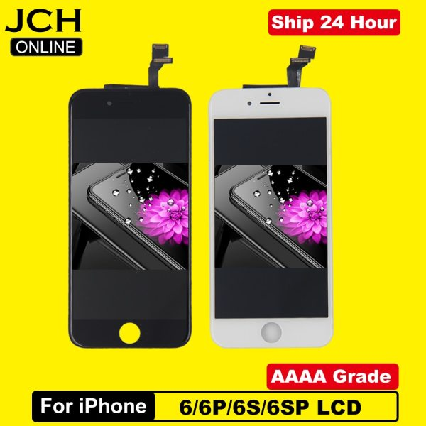 AAAA Grade For iPhone 6 6S 6Plus 6S Plus LCD With Perfect 3D Touch Screen Digitizer AAAA Grade For iPhone 6 6S 6Plus 6S Plus LCD With Perfect 3D Touch Screen Digitizer Assembly For iPhone 6S Display Pantalla 6G