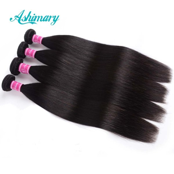 Ashimary Malaysian Straight Hair 13x4 Lace Frontal Closure with Bundles Remy Human Hair Bundles with Lace 3 Ashimary Malaysian Straight Hair 13x4 Lace Frontal Closure with Bundles Remy Human Hair Bundles with Lace Frontal Low Ratio