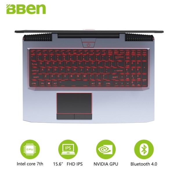 "BBEN G16 Gaming Laptops 15 6 IPS Preinstall Win10 Tablet GTX1060 Intel Core i7 7700HQ 8G BBEN G16 Gaming Laptops 15.6"" IPS Preinstall Win10 Tablet GTX1060 Intel Core i7 7700HQ 8G/16G/32G RAM 256G/512G SSD,1TB/2TB HDD"