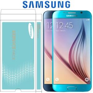 Blue White Gold Sky Blue ORIGINAL 5 1 LCD with Frame for SAMSUNG Galaxy S6 Display Innrech Market.com