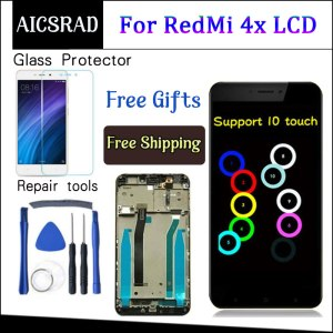 For Xiaomi Redmi 4X LCD Display Touch Screen Digitizer Assembly Replacement With Frame For Xiaomi Redmi Innrech Market.com