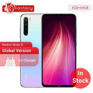 Global Version Redmi Note 8 Redmi Note 8T 4GB 64GB 48MP Quad Camera Smartphone Snapdragon 665 Innrech Market.com