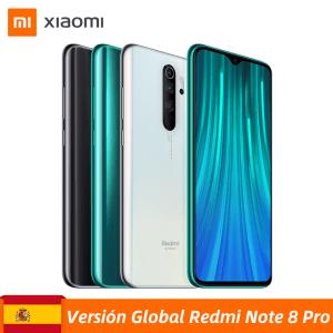 Global Version Xiaomi Redmi Note 8 Pro 6GB 64GB Smartphone 64MP Quad Cameras MTK Helio G90T Innrech Market.com