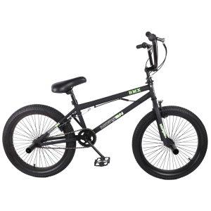HILAND 20 BMX Bike Freestyle Steel Bicycle Bike Double Caliper Brake Show Bike Stunt Acrobatic Bike Innrech Market.com