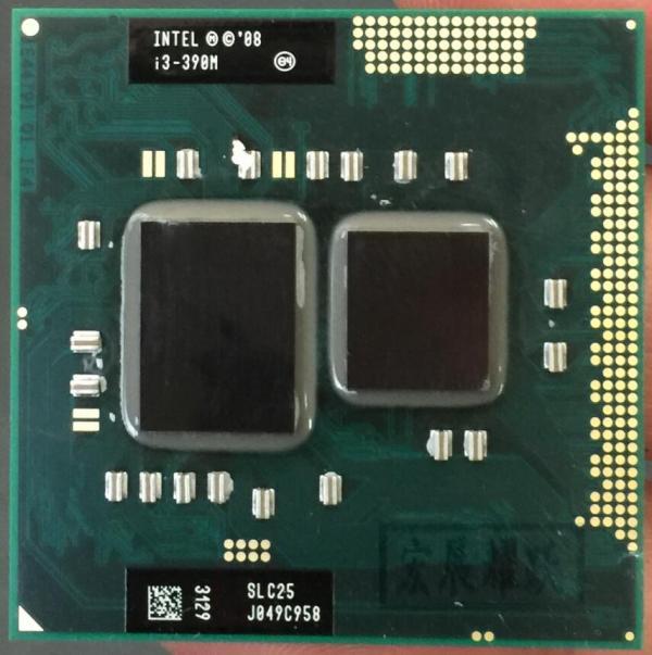 Intel Core i3 390M Processor i3 390M Dual Core Laptop CPU PGA988 cpu Intel Core i3-390M Processor i3 390M Dual-Core Laptop CPU PGA988 cpu