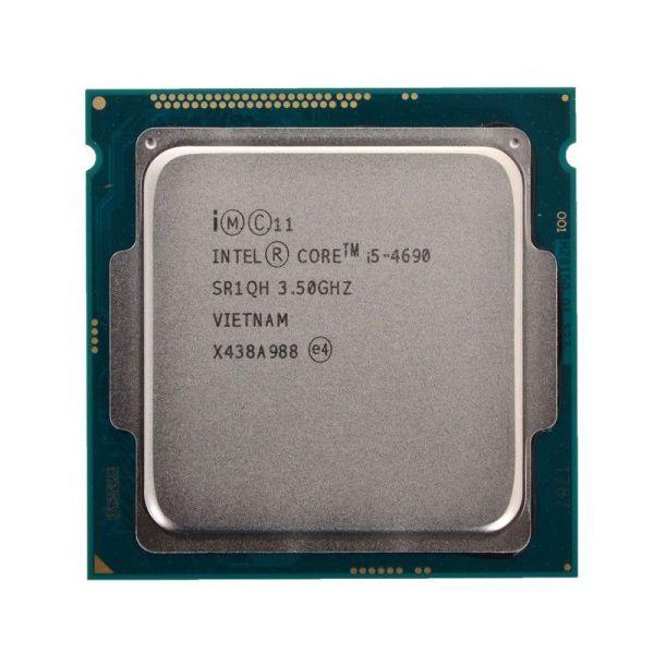 Intel Core i5 4690 CPU Processor 3 50Ghz Socket 1150 Quad Core Desktop SR1QH Intel Core i5 4690 CPU Processor 3.50Ghz Socket 1150 Quad Core Desktop SR1QH