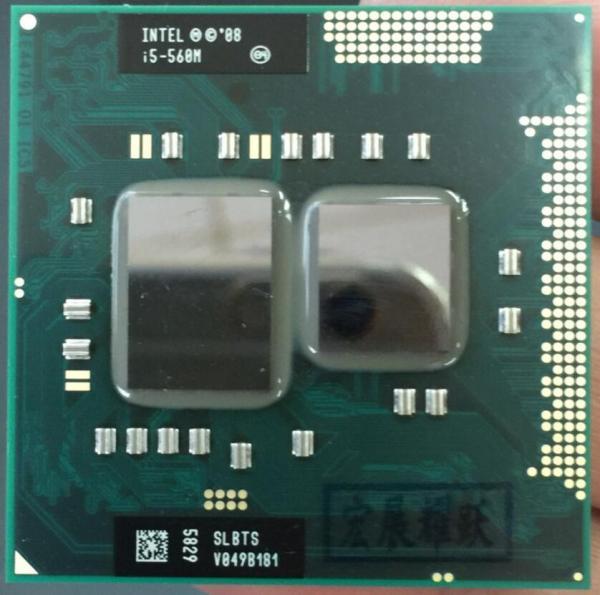 Intel Core i5 560M Notebook Computer Processor i5 560M Laptop CPU PGA988 Notebook Computer cpu Intel Core i5-560M Notebook Computer Processor i5 560M Laptop CPU PGA988 Notebook Computer cpu
