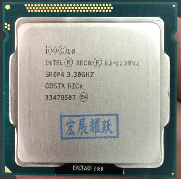Intel Xeon Processor E3 1230 v2 E3 1230 v2 PC Computer Desktop CPU Quad Core Processor Intel Xeon Processor E3-1230 v2 E3 1230 v2 PC Computer Desktop CPU Quad-Core Processor LGA1155 Desktop CPU