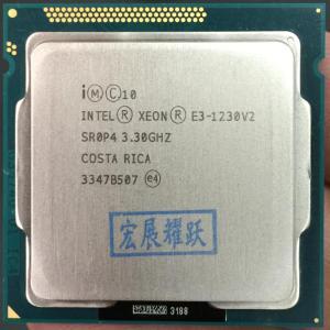 Intel Xeon Processor E3 1230 v2 E3 1230 v2 PC Computer Desktop CPU Quad Core Processor Innrech Market.com