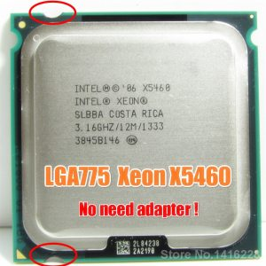 Intel Xeon X5460 Processor 3 16GHz 12MB 1333MHz cpu works on LGA 775 motherboard Innrech Market.com
