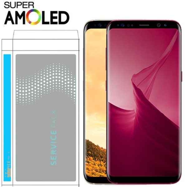 Original LCD For Samsung Galaxy S8 S8 plus G950 G950F G955fd G955F G955 Burn in Shadow 6 Original LCD For Samsung Galaxy S8 S8 plus G950 G950F G955fd G955F G955 Burn-in Shadow Lcd Display With Touch Screen Digitize