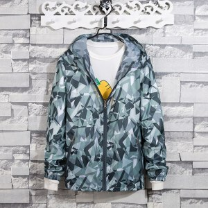 Outdoor Wind Shield Coat WOMEN S Coat Breathable Thin Sun Protection Clothing Men s Customizable Printed 1 Innrech Market.com