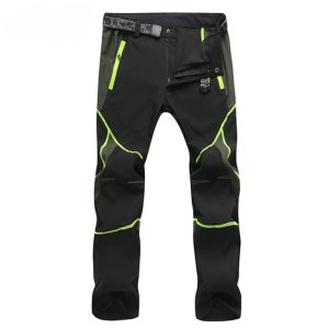 Summer Elastic Ultra Thin Male Cargo Pants Men Quick Dry Breathable Men s Sportswear Trousers Tactical Innrech Market.com