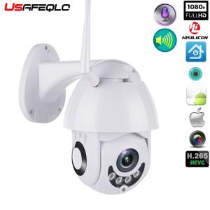 WIFI Camera Outdoor PTZ IP Camera H 265X 1080p Speed Dome CCTV Security Cameras IP Camera Innrech Market.com