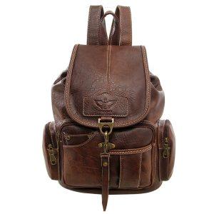 Women Backpack Vintage Backpacks for Teenage Girls Fashion Travel Pack Bags High Quality PU Leather Rucksack Innrech Market.com