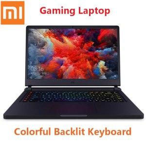 Xiaomi Mi Gaming Laptop 15 6 inch Backlit Win10 Intel Core i7 8750H Hexa Core 2 Innrech Market.com