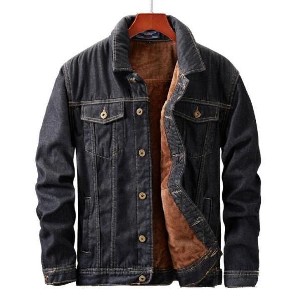 winter Men Jacket And Coat Warm Fleece Denim Jacket Fashion Mens Jean Jackets Outwear Male Cowboy winter Men Jacket And Coat Warm Fleece Denim Jacket Fashion Mens Jean Jackets Outwear Male Cowboy