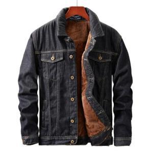 winter Men Jacket And Coat Warm Fleece Denim Jacket Fashion Mens Jean Jackets Outwear Male Cowboy Innrech Market.com