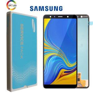 6 0 Super AMOLED LCD For Samsung Galaxy A7 2018 A750 SM A750F A750F Display With Innrech Market.com
