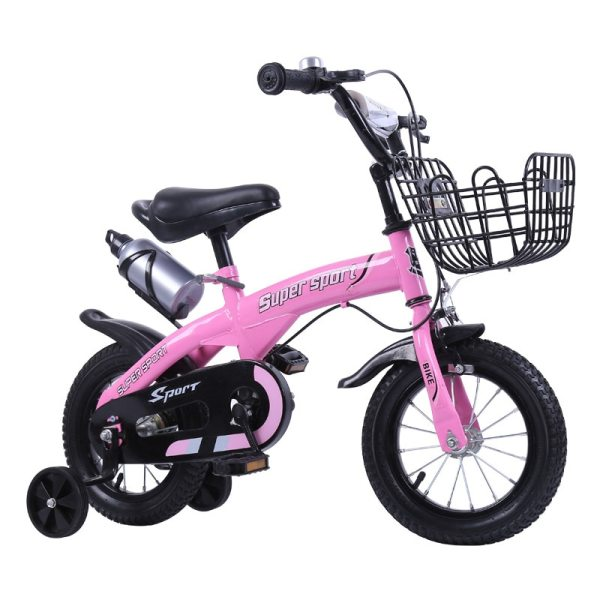 Children s bicycle 12 inch 14 inch 16 inch two wheel bike boy girl bicycle Multi Children's bicycle 12 inch / 14 inch / 16 inch / two wheel bike boy girl bicycle Multi-color optional kid's bike