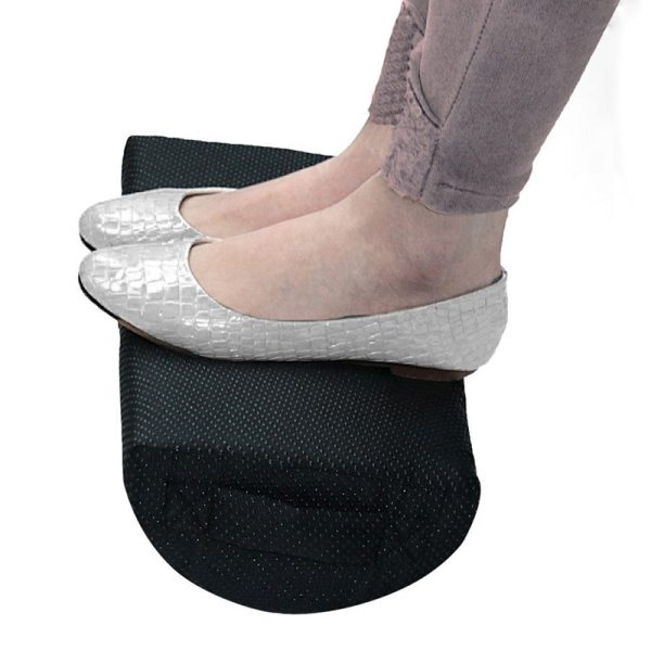 Comfort Foot Rest Pillow Cushion Memory Foam Under Office Desk Half Cylinder Home Foot Relax Pain 1 Comfort Foot Rest Pillow Cushion Memory Foam Under Office Desk Half Cylinder Home Foot Relax Pain Relief Relaxing Cushion Pad