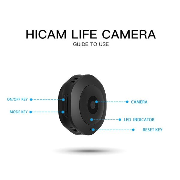 H6 DV Wifi Mini ip camera Night Version Micro Camera with motion Sensor Camcorder Voice Video 1 H6 DV/Wifi Mini ip camera Night Version Micro Camera with motion Sensor Camcorder Voice Video Recorder security hd camera 1080p