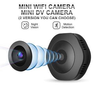 H6 DV Wifi Mini ip camera Night Version Micro Camera with motion Sensor Camcorder Voice Video Innrech Market.com