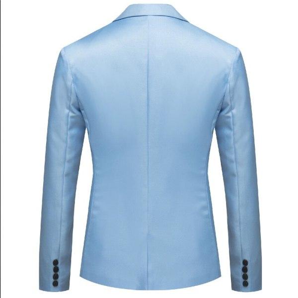 Suit Men Jacket 2019 New Men Handsome Young Student Small Suit Slim Fit Blazer Men Fashion 1 Suit Men Jacket 2019 New Men Handsome Young Student Small Suit Slim Fit Blazer Men Fashion Business Casual Dress Blazer Coat