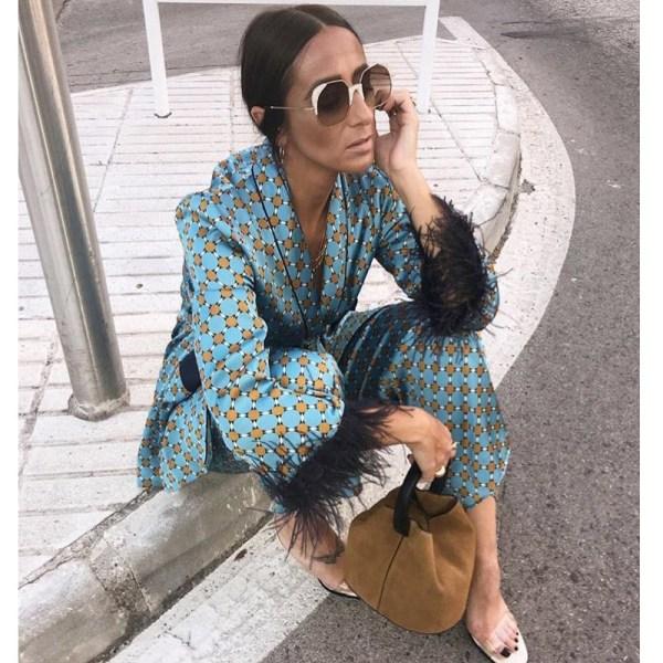 Fashion jacket women loose kimono coat bow tie sashes pockets tassel decorate outerwear oversized ladies autumn 1 Fashion jacket women loose kimono coat bow tie sashes pockets tassel decorate outerwear oversized ladies autumn