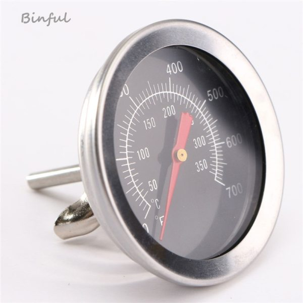 Stainless steel BBQ Accessories Grill Meat Thermometer Dial Temperature Gauge Gage Cooking Food Probe Household Kitchen Stainless steel BBQ Accessories Grill Meat Thermometer Dial Temperature Gauge Gage Cooking Food Probe Household Kitchen Tools