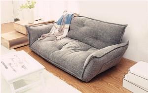 image1 1 Lazy Sofa, Tatami Small Huxing Double Japanese Dual-purpose Reading Bedroom, Balcony, Leisure Folding Sofa Bed